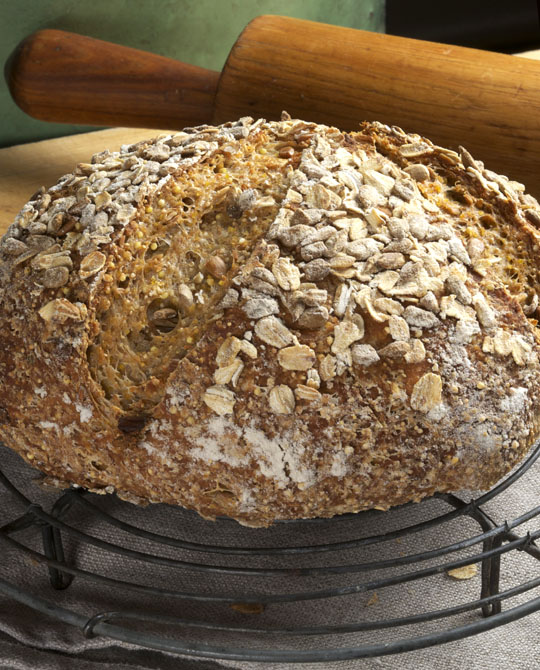 Bread Baking Month: Multigrain Boule | Michael Ruhlman