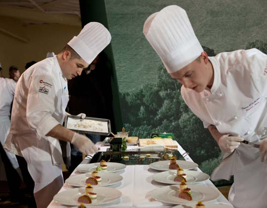Bocuse d'Or Team USA