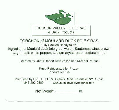 foie gras torchon