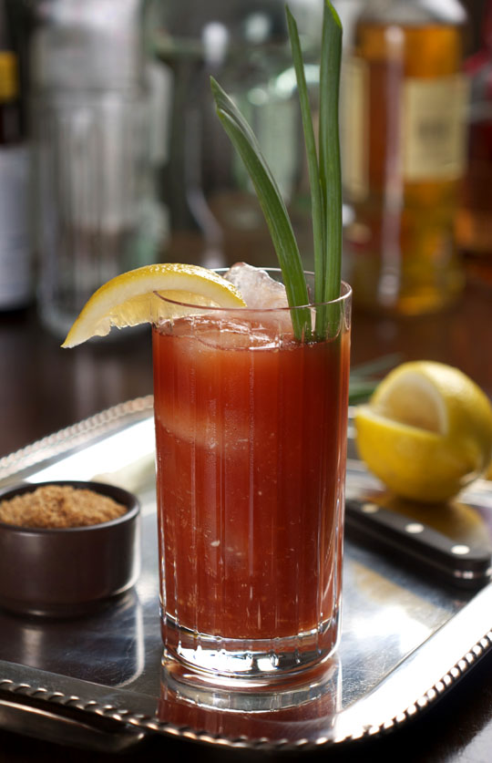 veal stock bloody mary