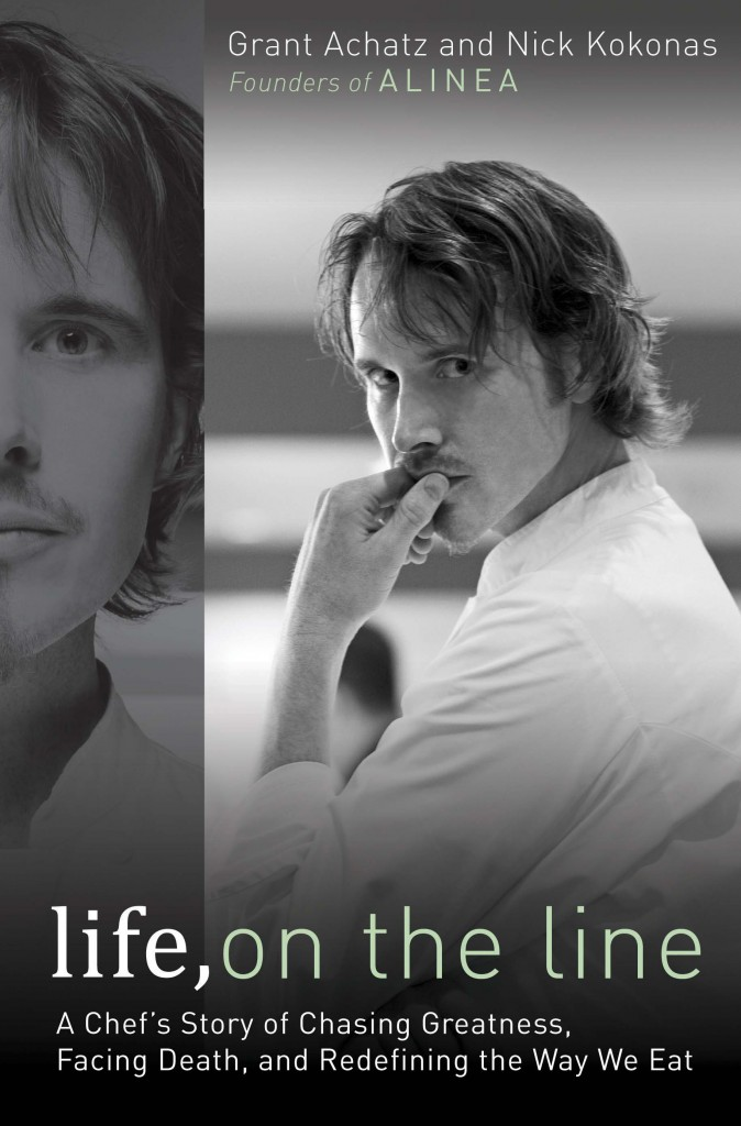 Grant Achatz: Life on the Line