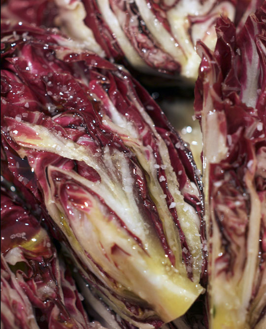 Grilled Radicchio With Balsamic Vinegar Recipes — Dishmaps