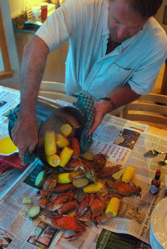 ... boil cajun shrimp boil crab boil how to prepare an easy crab boil