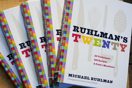 Ruhlman's Twenty Giveaway