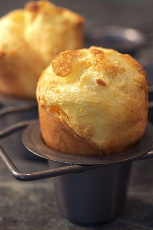 Freshly made popovers. Photo by Donna Turner Ruhlman