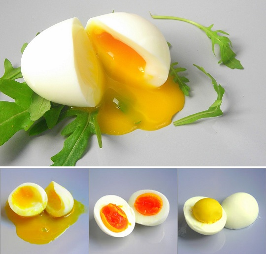 How long to cook boil eggs in a pressure cooker