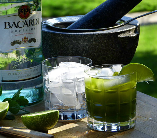 Friday Cocktail Hour: The Mojito Revisited