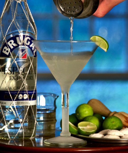 Friday Cocktail Hour: Key Lime Daiquiri | Michael Ruhlman