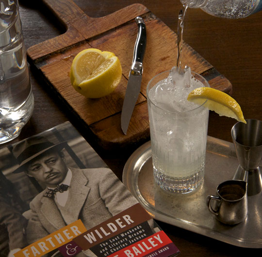 A Tom Collins. Photo by Donna Turner Ruhlman