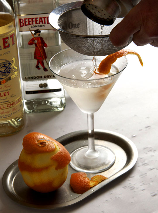 Friday Cocktail Hour: The Vesper