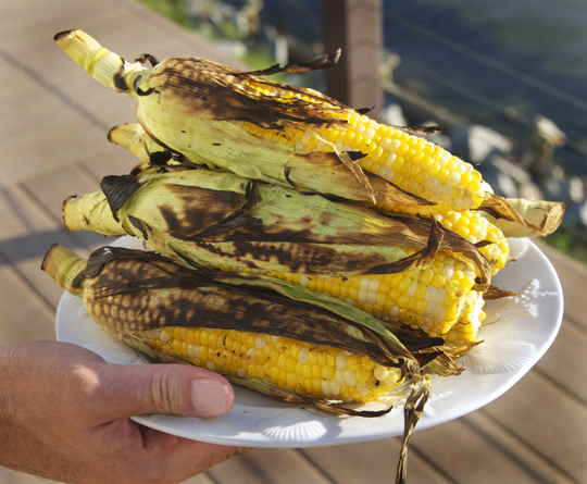 Grilled Corn 1@540