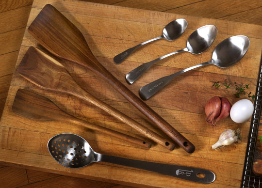 The Dalton Ruhlman essential kitchen tool bundle. Photo by Donna Turner Ruhlman.