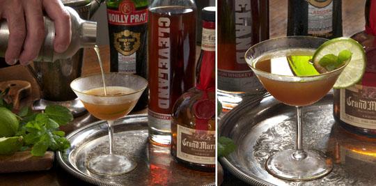 Derby cocktail. Photo by Donna Turner Ruhlman.