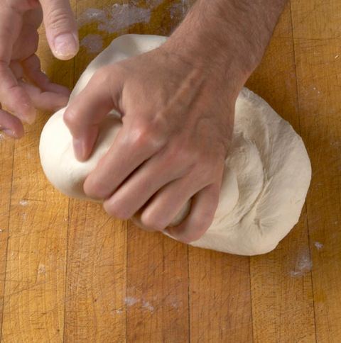 Using your hands is essential to making food. Photo by Donna Turner Ruhlman.