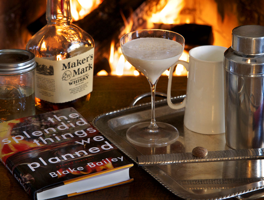 Bourbon Milk Punch/photo by Donna Turner Ruhlman