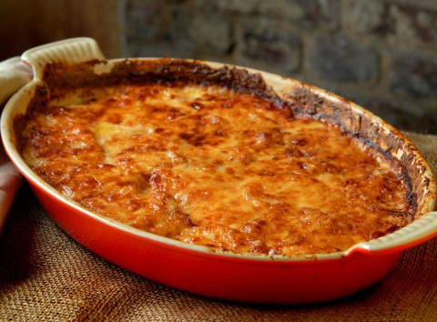 Gratin. Photo by Donna Turner Ruhlman.