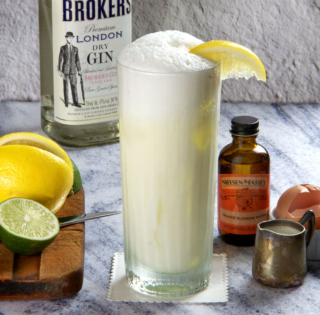 Friday Cocktail Hour: Ramos Gin Fizz | Michael Ruhlman