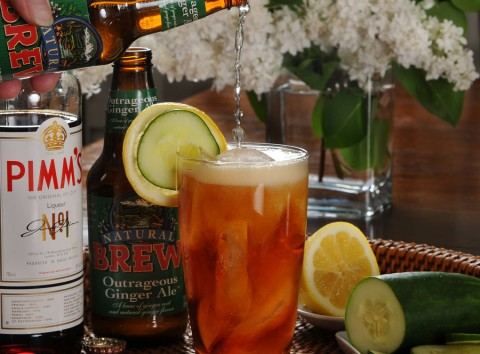 Pimm's-Cup