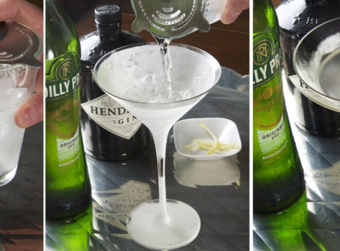 Martini-Not-stirred-cocktai