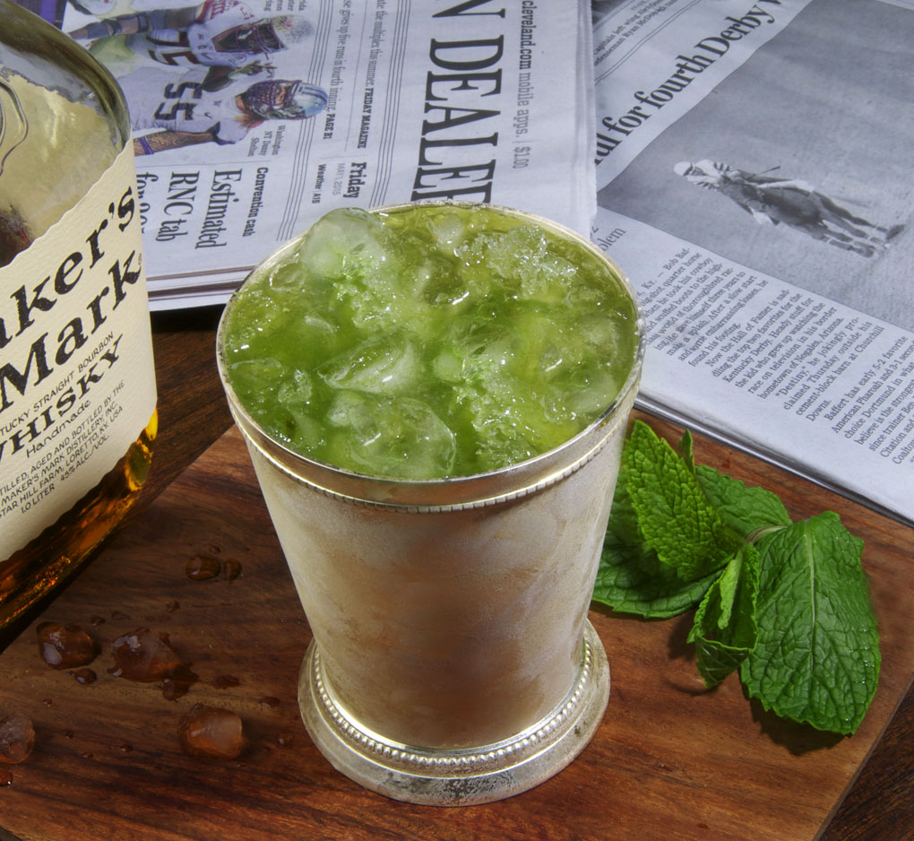 An Aggressive Mint Julep Recipe | Michael Ruhlman