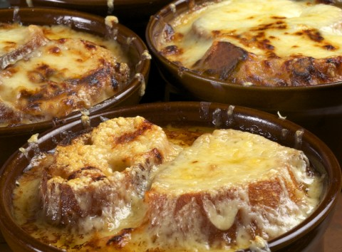 French onion soup. Photo by Donna Turner Ruhlman.