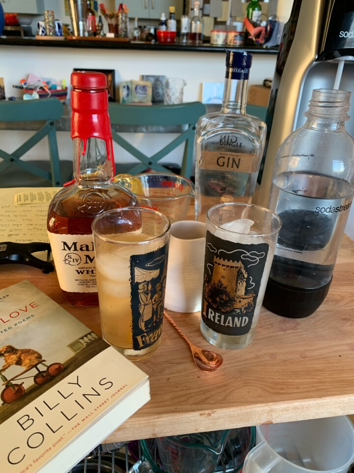 collins cocktails